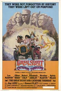 Great Scout & Cathouse Thursday - 27 x 40 Movie Poster - Style A