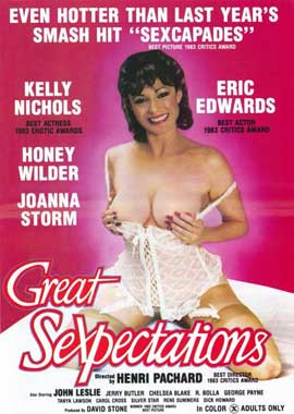 Great Sexpectations - 11 x 17 Movie Poster - Style A