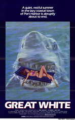 Great White - 11 x 17 Movie Poster - Style B
