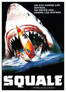 Great White - 27 x 40 Movie Poster - Italian Style A
