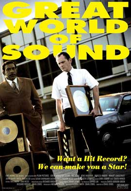 Great World of Sound - 11 x 17 Movie Poster - Style A