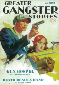 Greater Gangster Stories (Pulp) - 11 x 17 Pulp Poster - Style A