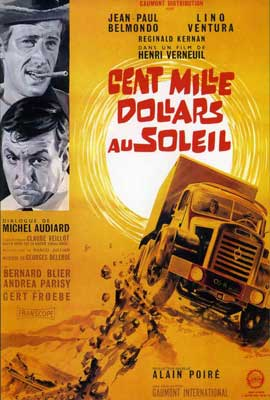 Greed in the Sun - 27 x 40 Movie Poster - French Style A