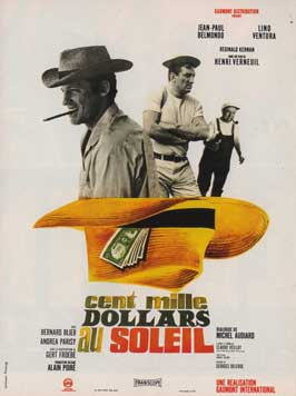 Greed in the Sun - 11 x 17 Movie Poster - French Style B