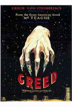 Greed - 27 x 40 Movie Poster - Style A