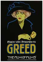 Greed - 11 x 17 Movie Poster - Style C
