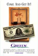 Greedy - Original Movie Poster - 11