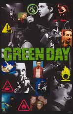 Green Day - 11 x 17 Movie Poster - Style A