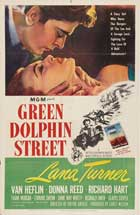 Green Dolphin Street - 27 x 40 Movie Poster - Style A