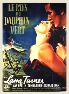 Green Dolphin Street - 11 x 17 Movie Poster - French Style A
