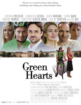 Green Hearts - 27 x 40 Movie Poster - UK Style A