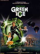 Green Ice - 11 x 17 Movie Poster - French Style A