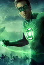 Green Lantern - 27 x 40 Movie Poster - Style B