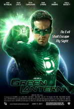 Green Lantern - 27 x 40 Movie Poster - Style C