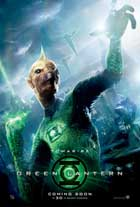 Green Lantern - 11 x 17 Movie Poster - UK Style A