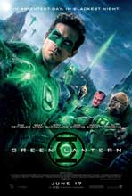 Green Lantern - 11 x 17 Movie Poster - Style Q