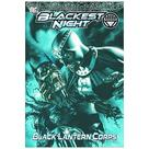 Green Lantern - Blackest Night Black Lantern Corps Graphic Novel Volume #1