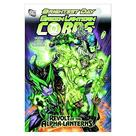 Green Lantern - Corps Revolt of Alpha Lanters Graphic Novel