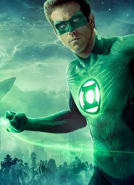 Green Lantern - 11 x 17 Movie Poster - Style J