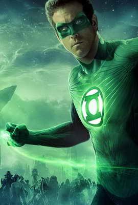 Green Lantern - 27 x 40 Movie Poster - Style B