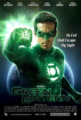 Green Lantern - 27 x 40 Movie Poster - Style C
