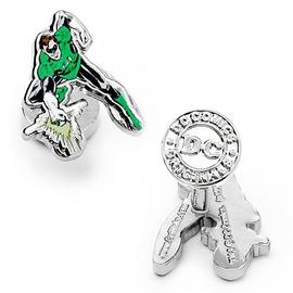 Green Lantern - Punching Cufflinks