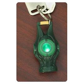 Green Lantern - Movie Lantern Light-Up Key Chain