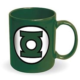 Green Lantern - Logo Green Coffee Mug