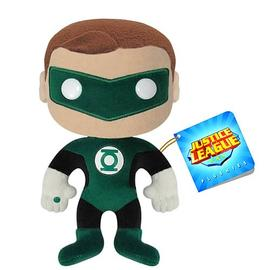 Green Lantern - Justice League 7-Inch Plush