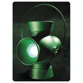 Green Lantern - 1:1 Scale Power Battery and Ring Prop Replica