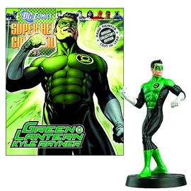 Green Lantern - DC Superhero Kyle Rayner Collector Magazine with Figure