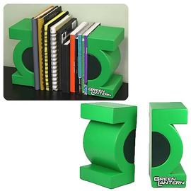 Green Lantern - Movie Symbol Bookends