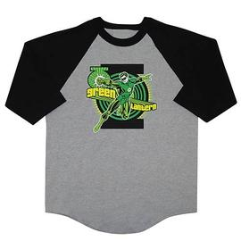 Green Lantern - DC Originals Baseball T-Shirt