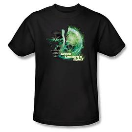 Green Lantern - Movie Beware the Light T-Shirt