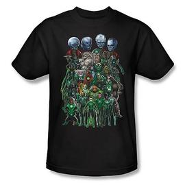 Green Lantern - Movie Corps Group Shot T-Shirt