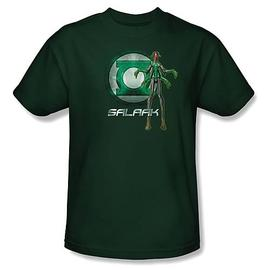 Green Lantern - Movie Salaak Logo T-Shirt