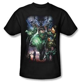 Green Lantern - Movie Chosen Jordan T-Shirt