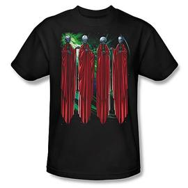 Green Lantern - Movie Four Guardians T-Shirt