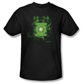 Green Lantern - Movie Power Readings T-Shirt