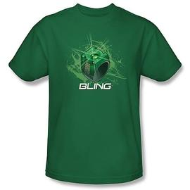 Green Lantern - Movie Ring Bling T-Shirt