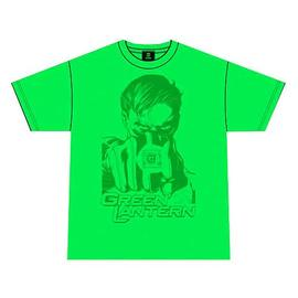 Green Lantern - Movie Taking Aim Green T-Shirt