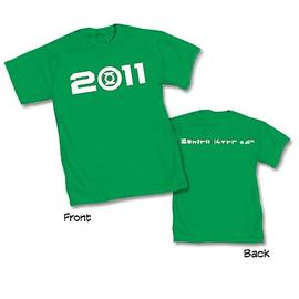 Green Lantern - Movie 2011 T-Shirt