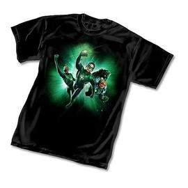 Green Lantern - Movie Trio T-Shirt