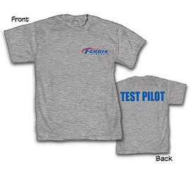 Green Lantern - Movie Ferris Aircraft Test Pilot T-Shirt