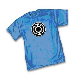 Green Lantern - Blue Lantern Symbol T-Shirt