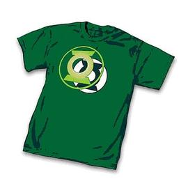 Green Lantern - Power Symbol T-Shirt