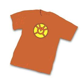 Green Lantern - Orange Lantern Symbol T-Shirt