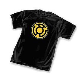 Green Lantern - Black Sinestro Corps Symbol T-Shirt