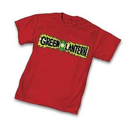 Green Lantern - Golden Age Logo T-Shirt