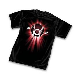 Green Lantern - Red Lantern Symbol T-Shirt